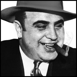 an overview of alphonse scarface capone in the american history Summary of al capone summary: alphonse gabriel al capone (1899-1947) was the son of italian immigrants who gained world-wide celebrity and notoriety during the prohibition era as al.