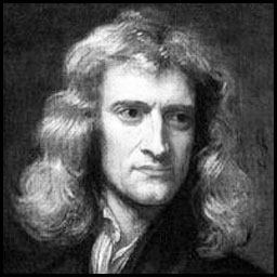 Sir isaac newton was how old when he discovered the law of universal gravitation